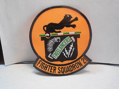 FIGHTER SQUADRON 21, FREE LANCERS, UNIFORM - JACKET - BACK PACK, CLOTH PATCH