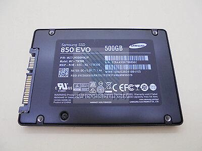 MZ-75E500 Samsung 850 EVO 500GB SATA3 2.5 SSD MZ7LN500HMJP