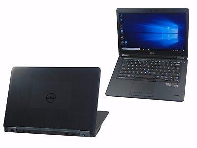 Laptop Windows - Dell Laptop Windows 10 Latitude E7450 Core i3-5010U 2.10GHz 4GB 128GB SSD HDMI