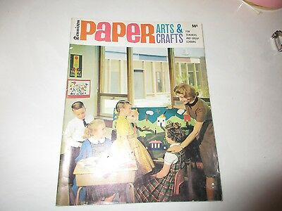 Vintage Dennison Paper Arts & Crafts for Teachers and Group Leaders](Crafts For Teachers)