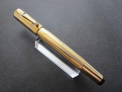 Vintage Waterman 18K R Gold Filled Safety Pen ~ Excellent!! (CL165)