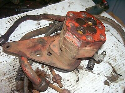 Vintage Allis Chalmers D 19 Gas Tractor -ac Webster Power Steering Pump