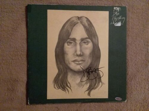 DAN FOGELBERG SIGNED LP;  Comes with a COA card and sticker on cover.