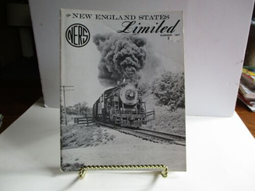 New England States Limited  Vol 1 Number 1 (second Printing Summer 1977