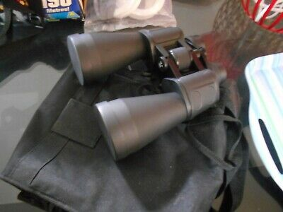 Binoculars 20 x 60 in protective bag in very good condition