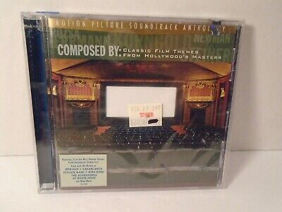 Composed By: Classic Film Themes from Hollywood's Masters by V/A (CD) Brand - Classic Hollywood Theme