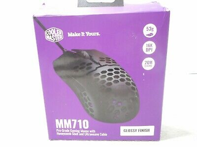 Cooler Master MM710 (MM710KKOL1) Wired Gaming Mouse