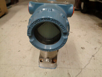 Rosemount Multivariable Transmitter Model 3051smv Used In Good Condition.