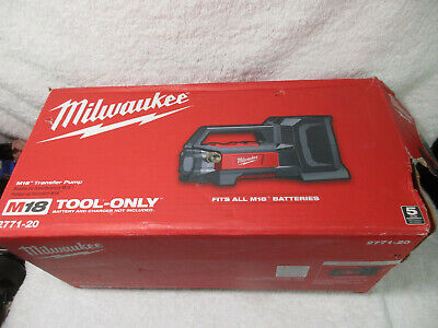Milwaukee Fuel M18 2771-20 18-volt 480-gpm Water Transfer Pump - Bare Tool