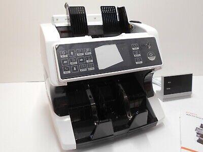 Munbyn Money Counter Machine Mixed Denomination Bill Counter And Sorter 2 Cisu