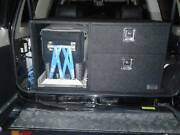 4WD Rear Drawer System and Fridge Slide Morley Bayswater Area Preview