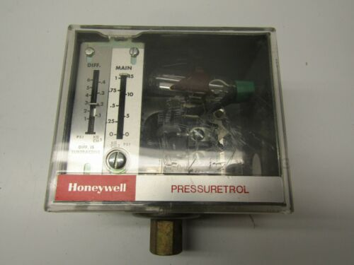 Honeywell L404A-1354 Pressuretrol 2-15 psi