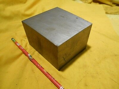 P20 Mold Steel Bar Stock Tool Die Shop Flat Machine 2 12 X 3 12 X 4 14