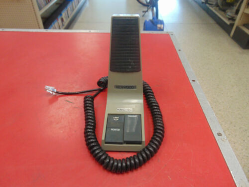 Kenwood KMC-9C Desk Top Base Microphone
