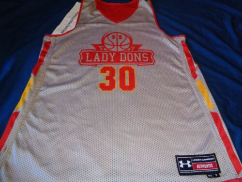 Cathedral Catholic High School #30 Under Armour Reversible Basketball Jersey XL