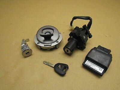 Honda CBF 125 NA-J 2019 1,903 miles ECU ignition lockset (4388)