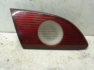 98 99 00 01 02 Toyota Corolla Left Side Inner Rear Tail Light OEM  02 Toyota Corolla Tail Light