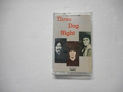 The Best Of Three Dog Night Cassette. MCA #HANC-20223. (1985). Good Tested