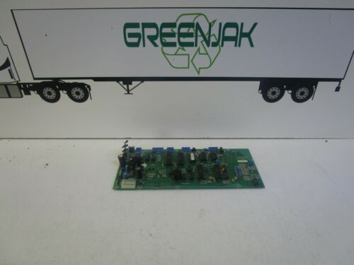 BENNETT/COMPU-MAS 208043/208032-1B PCB CIRCUIT BOARD - USED - FREE SHIPPING
