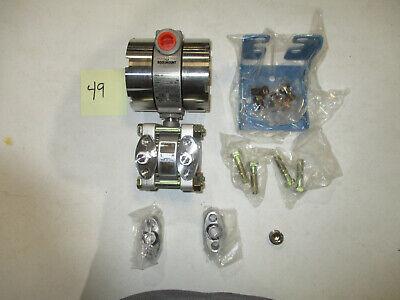 Rosemount 1151 Differential Pressure Transmitter Pn-1151dp7e22b2e6h3