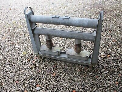 LARGE VINTAGE GALVANISED ELTEX PARAFFIN GREENHOUSE HEATER FROST PROTECTION