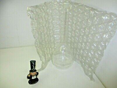 Vintage Kimax Tc 20c 1000ml Glass Volumetric Flask Lab Equipment Bunsen Burner