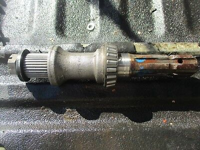 1964 Ford 540 Pto Shaft For 11 Or 12 Long Ford 5000 Diesel Free Shipping