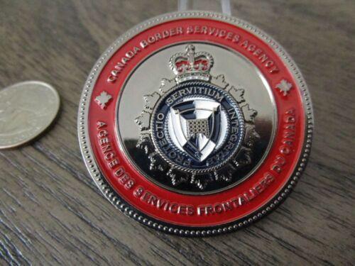 Canada Border Services Agency CBSA Challenge Coin #999H