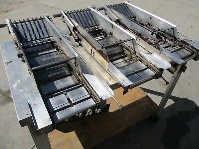 Belshaw Dr-42 Donut Robot Parts Conveyors W Flipper 1each 895