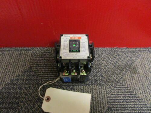 NEW HITACHI CONTACTOR H65C 200-220V COIL 80A AMP