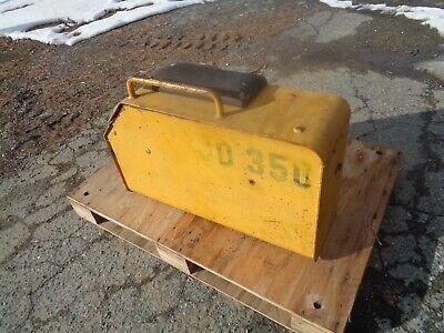 John Deere 350 Crawler Dozer. Battery Box Assembly.