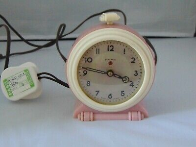 Feranti Vintage electric bakerlite alarm clock