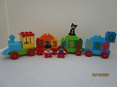 LEGO DUPLO My First Number Train 10847 Learning and Counting Train Set Building
