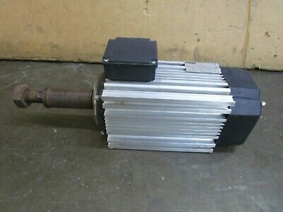 Fimec H80sb2se Electric Motor 3kw 4hp 220440v 3ph W Left Hand Thread Shaft