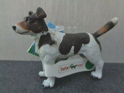 Safari Ltd Best In Show Jack Russell Terrier Dog 2007 Brand New With Tag & Label