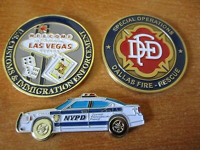 Used Nypd Challenge Coins for sale in Canada | 67 used items