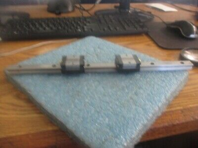 Thk 13 Linear Rail With Two Ssr15 Tables