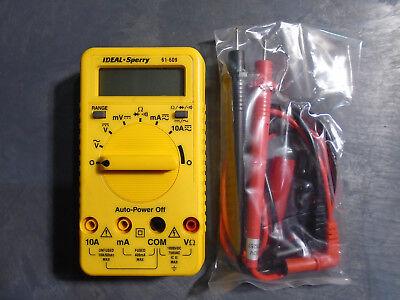 Ideal Sperry 61-609 Digital Multimeter