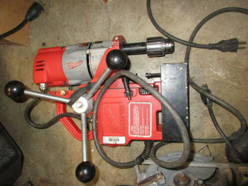 MILWAUKEE 4270-20 COMPACT ELECTROMAGNETIC DRILL