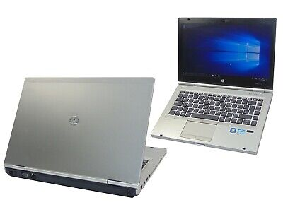 HP Laptop Windows 10 EliteBook 8460p Core i5-2520M 2.50GHz 4GB 320GB Warranty