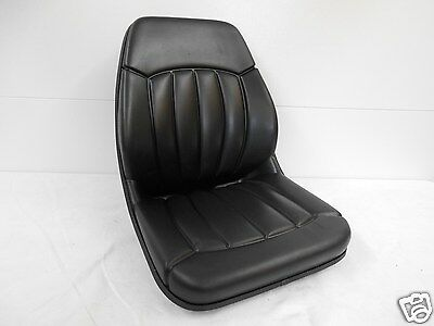 High Back Black Seat Bobcat 463542543642643742743843t190 Skid Steer Cb