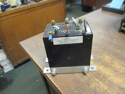 D-k Electric Potential Transformer 3vt471-480-120 Ratio 41 Pri480v 60hz Used