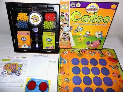 Cranium Cadoo Board Game Night Kids Complete Oppenheim Parents Choice Awards  ()