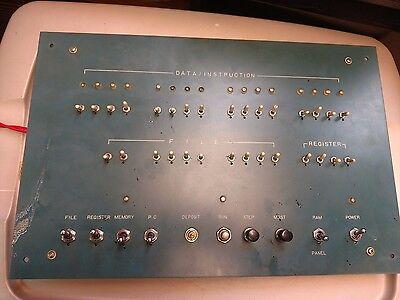 1971 Okuma Osp2200l Lathe Switchboard With Control Board