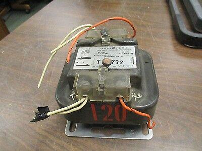 Ge Type Jva-0 Voltage Transformer 760x34g6 10kv Bil Ratio 41 Pri 480v Used
