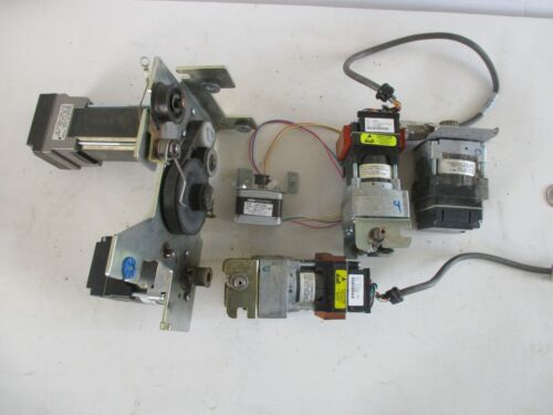 Lot of Hurst Stepper Motor for 3D Printer Reprap CNC Robot