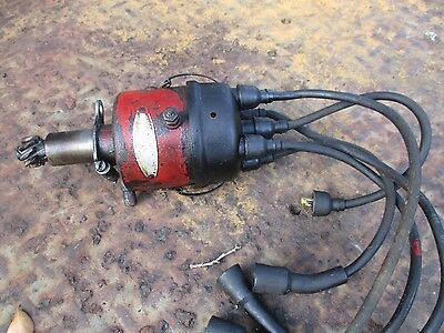 1954 Massey Harris 33 Gas Farm Tractor 4 Cylinder Distributor Free Shipping