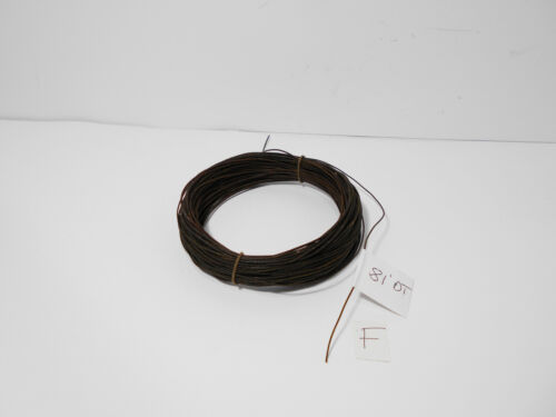 Vintage Silk Fly Fishing Line 81 Foot Double Tapered (F)