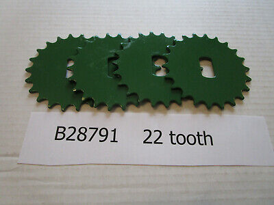 John Deere Part B 28791 22-tooth Sprocket For 71 Planters