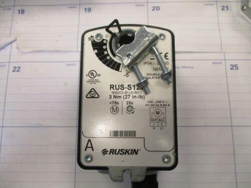 Ruskin Rus-s120 Actuator M9203-bua-rk7